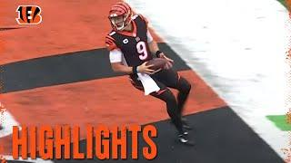 Joe Burrow's Top Plays at Midseason 2020 | Cincinnati Bengals