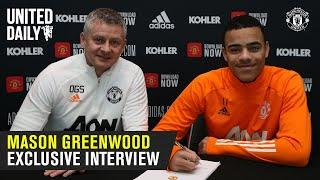 """Playing for United makes me smile"" 