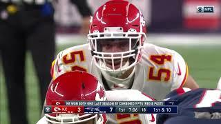 NFL 2019-20  Week 14   Chiefs -- Patriots    Condensed Game