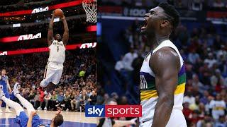 Zion Williamson TOP plays of the season! | NBA 2019/20
