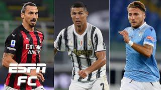 Will Zlatan Ibrahimovic, Cristiano Ronaldo or Ciro Immobile be Serie A's top scorer? | Extra Time