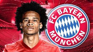 OFFICIAL: Bayern Munich Sign Leroy Sane For €45M From Man City! | Transfer Talk