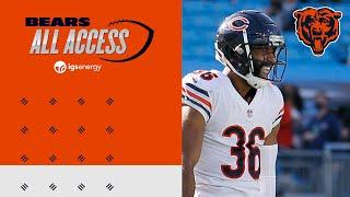 Houston-Carson, Bears prep for Rams, MNF | Chicago Bears All Access